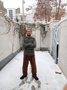 برف در شاهرود